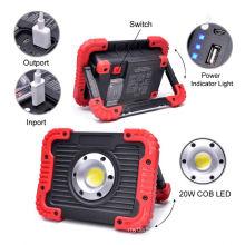 10W COB power bank LED Work Light