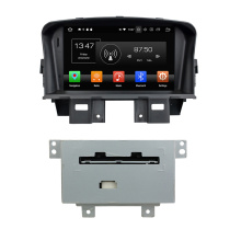 car multimedia audio video entertainment system for CRUZE 2008-2011