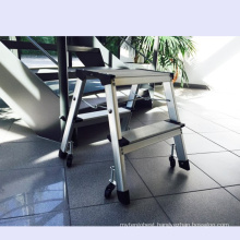 China Manufacturer Folding Step Ladder Step Stool Aluminum Step Ladder