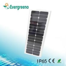 Todo en uno / Integrated LED Solar Street Light