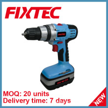 18V 2-Speed ​​Cordless Drill Power Drill Broca de mão