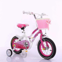 "Popular 12""/16"" Kids Bicycle Children Freestyle Bike with Training Wheels"