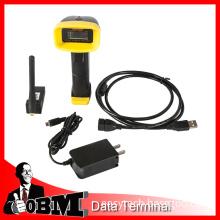 Obm-380 Portable Wireless Barcode Scanner/Safety Laser Barcode Reader