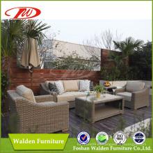 Muebles de terraza Sofá de ratán