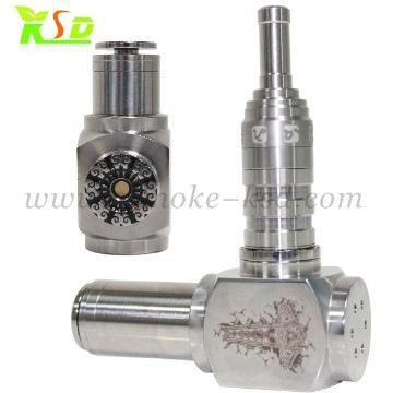 Big Vapor Mechanical Hammer E Pipe Mod Electronic Cigarette Mod