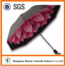 Китайский импорт Оптовая УФ защита мини Корпорация Umbrella