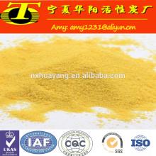 Fábrica de fabricantes Poly aluminium chloride pac à venda