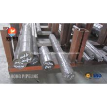 ISO 13680 GB-T23802 UNS NO8028 de la aleación de la tubería