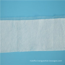 Felt cloth pressure point needle-punched cotton