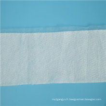 Point de pression en tissu feutre coton aiguilleté