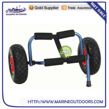 Folding boat trailer, Aluminum beach trailer, Easy load kayak trailers