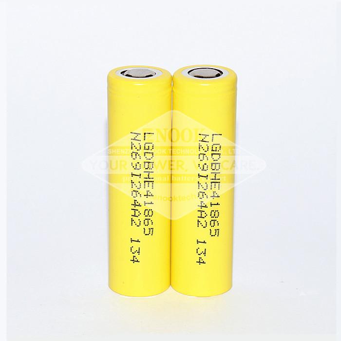 2017 Original LG HE4 18650 2500mah Battery
