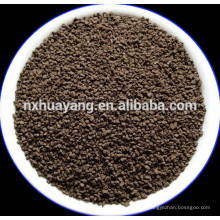 China 25-45% precios de mercado de arena de manganeso para la venta