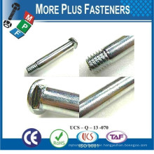 Made in Taiwan Special Custom Made Shoulder Bolts According to Drawing