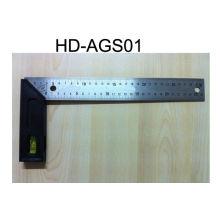 12-дюймовый активный квадрат HD-AGS01 с вставленными флаконами