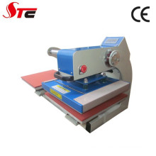 Heating Plate Slide Double Station Heat Press Machine