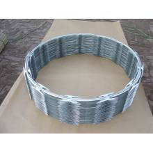 Hot-Dipped galvanizado Razor Wire Cbt-65