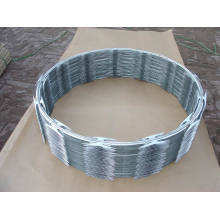 Hot-Dipped Galvanized Razor Wire Cbt-65