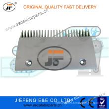 JFThyssen Velino Escalator Comb Plate (W / O Lip) Plateau Escalator Peigne
