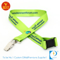 2015 Hotsales Cmyk Printing Lanyard for ID Card Holder