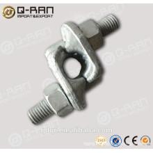 US Type acier forgé carbone acier Fist Grip Clips--G429