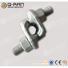 US Type Drop Forged Carbon Steel Fist Grip Clips -- G429