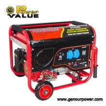 2кВт небольшой портативный генератор бензиновый генератор бензин