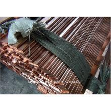 Barre / barre plates en alliage de cuivre pour industriel