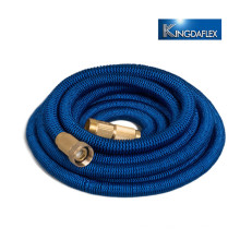 Chinese Manufacturer Innovative Expandable Magic Garden Hose with Brass Fittings