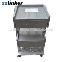 GD070 Tipo de aço Mobiliário Gabinete de escritório Gabinete dental portátil móvel