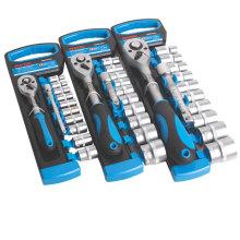 FIXTEC Best Selling 12pcs Mechanical Tools Set Small Ratchet Tool Set For Sale