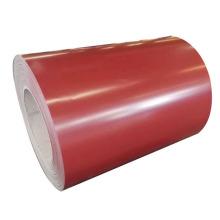DX51D SGCC RAL color coated galvanized steel coils PPGI coil