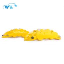 Bonne qualité étrier de frein jaune pièces de voiture de course modifiée pour BMW F10 19rim WT8520 6 étrier de frein en aluminium de pot