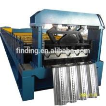 Perfil de cubierta de piso de metal fabricación de maquinaria
