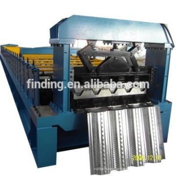 metal floor deck profile manufacturing machinery