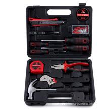 Conjunto de herramientas de reparación Conjunto de herramientas de mano del hogar Conjunto de herramientas de regalo Kit de caja de herramientas de mano