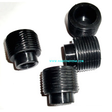Kundenspezifische Hochtemperatur-Öl-beständige FKM-Fluororber-Hülse