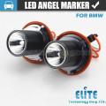 Hotsale Auto Light Popular High Power 10W E39 colors LED angel eyes