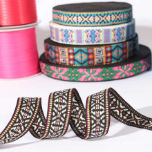 Customized national brocade ribbon