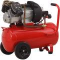 Compressor de ar de acionamento direto 50L 3HP aprovado pela Ce (ZVA50)
