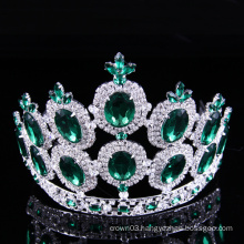 pageant Crown Rhinestone Tiara Crystal ladies Crowns