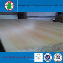 Paneles laminados de melamina con núcleo de madera maciza de 18 mm
