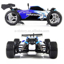Hot new products 2.4G 1:18 4wd nitro rc racing car HSP 45KM/H A959