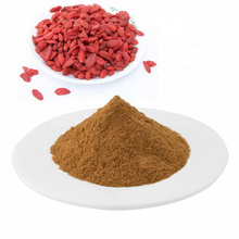 Natural Wolfberry Extract Black Goji Berry Extract Powder