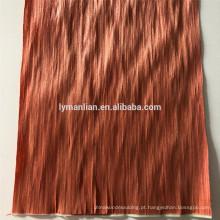 folheados de madeira do preço do mogno / folheado vermelho da madeira de carvalho da faia / folheado de madeira artificial