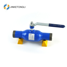 JKTL2W040 heating system forged stainless steel all kinds of Trunnion Mounted fully welded floating ball valve