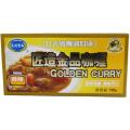240g Golden japanische Curry Cube ursprünglichen Geschmack