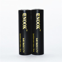 Enook 3600mah 18650 3.7V hög kapacitet batteri