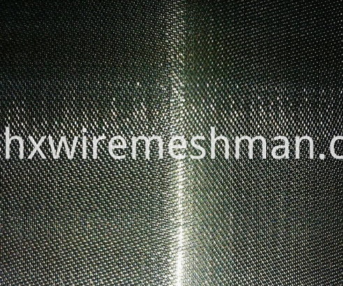 5 heddle weave wire cloth