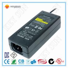 UL aufgeführte Stromversorgung 24V 1.5A / CCTV Netzteil Adapter